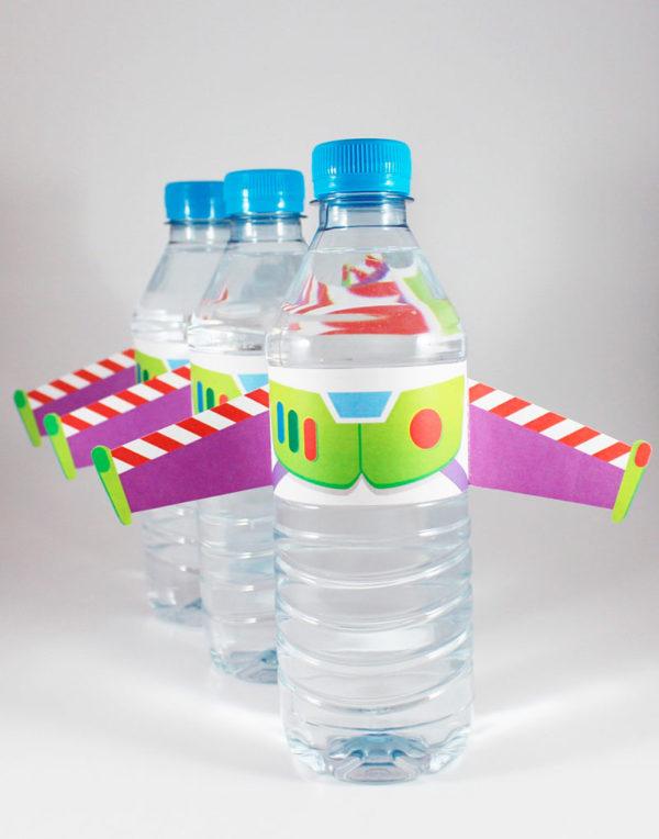 Etiquetas-Botella-Agua
