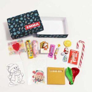 Caja de Navidad (Niños pequeños)
