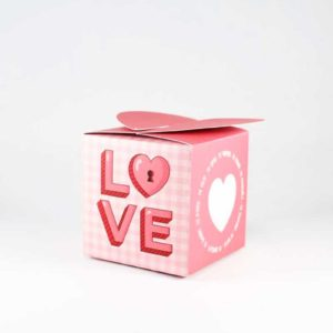 Mini caja Love