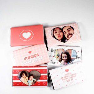 Chocolatinas Love