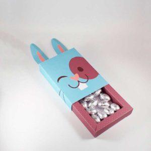 Desplegable Conejo